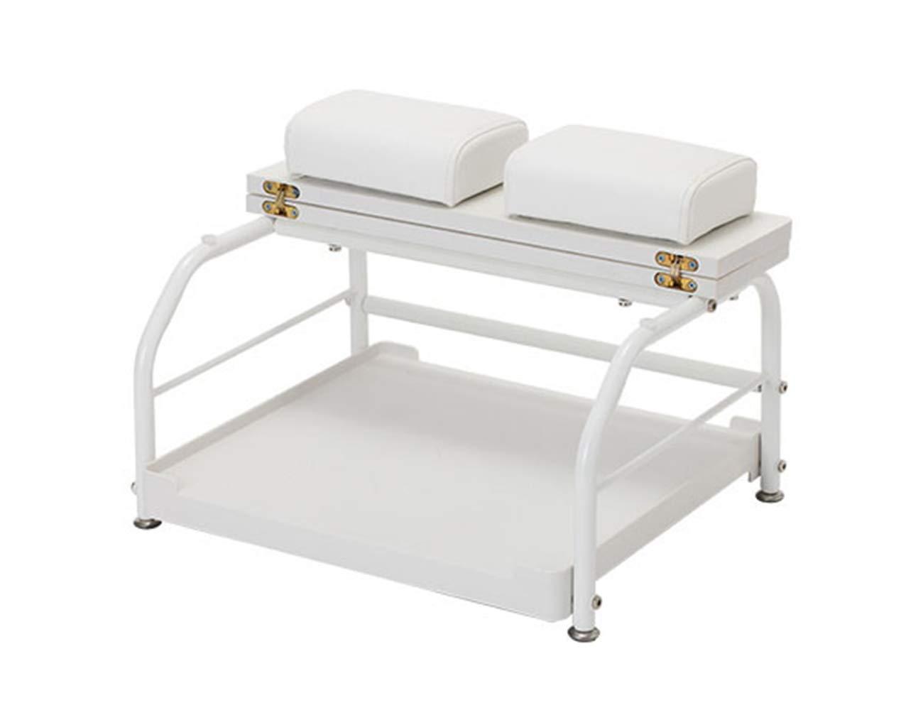 Beauty Salon Or Nail Salon Portable Trolley Cart For Foot Rest Or Pedicure Elitzia ET30116