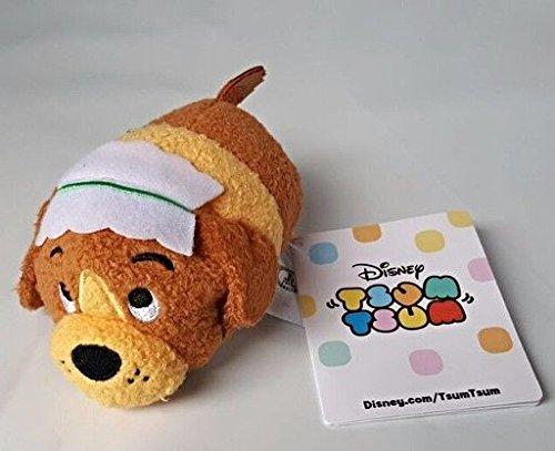 """New Disney Store Mini 3.5""""  Tsum Tsum NANA THE DOG"""