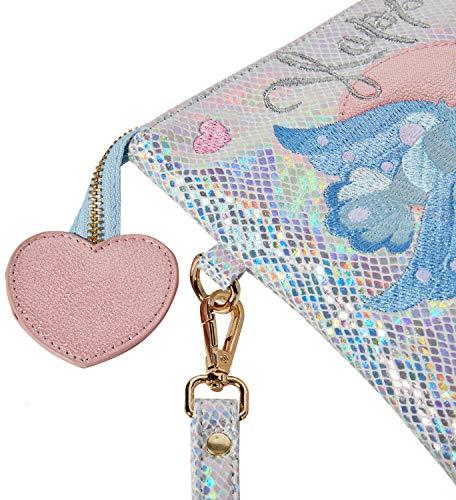 Oregelbundet val kvinnor någon att älska koppling, sling-väska, vit, liten