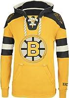 NHL Boston Bruins Men's CCM Hooded Pullover