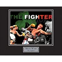 $57 » Micky Ward Autographed Photo - Boxing Collage - Autographed Boxing Collages