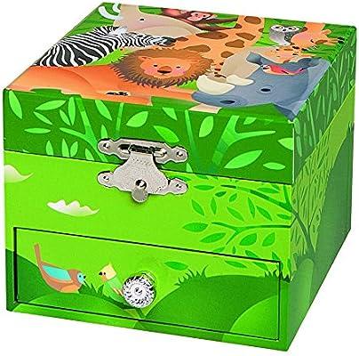 Trousselier - Caja de música para bebé (S20922): Amazon.es: Juguetes y juegos