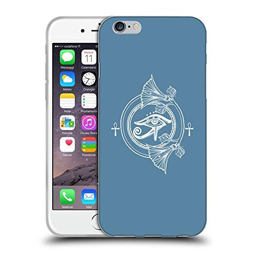 GoGoMobile Coque de Protection TPU Silicone Case pour // Q09960600 Religion 36 Aviation Bleu // Apple iPhone 7