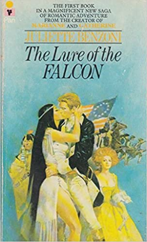 Amazon Fr Lure Of The Falcon Juliette Benzoni A Carter