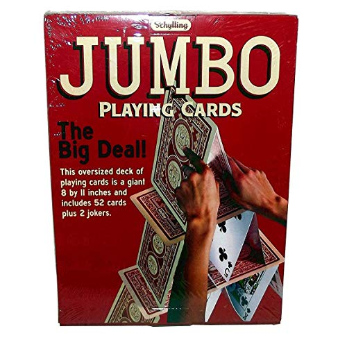 (Schylling Jumbo Playing Cards)