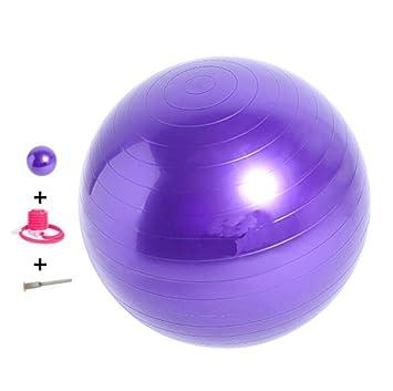 QDDA Pelota de Ejercicio, Bola Suiza para Yoga, 65 cm ...