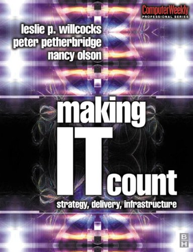 Download Making IT Count (Computer Weekly Professional) Pdf
