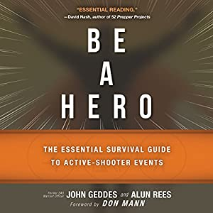 Be a Hero Audiobook