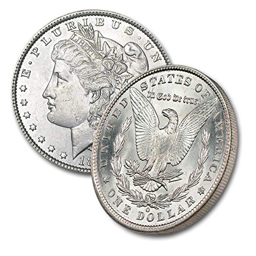 1880 O Morgan Silver Dollar $1 Brilliant ()