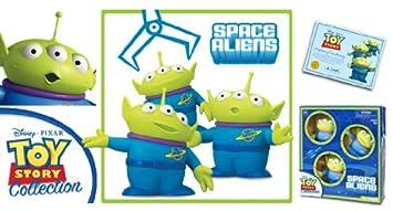 Jouet Story Alien Figure collection