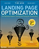 Landing Page Optimization, Tim Ash and Maura Ginty, 0470610123