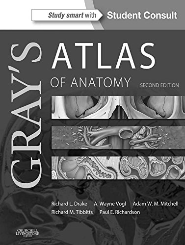 Gray's Atlas of Anatomy: with STUDENT CONSULT Online Access (Gray's Anatomy) Pdf