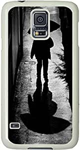 On the way home Galaxy S5 Case, Galaxy S5 Cases - Compatible With Samsung Galaxy S5 SV i9600 - Samsung Galaxy S5 Case Durable Protective Case for White Cover