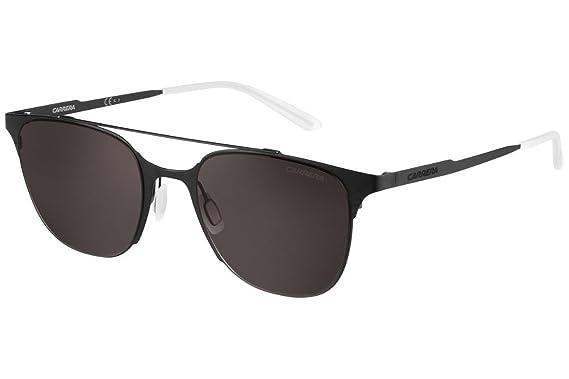 f0e044e540f68 Amazon.com  Carrera 116 s Round Sunglasses MATTE BLACK 51 mm ...