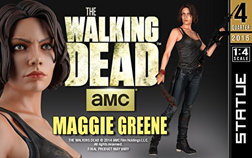 Maggie The Walking Dead Costume (Gentle Giant Studios The Walking Dead: Maggie Statue (1:4 Scale))