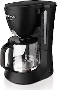 Taurus Verona 12 Coffee Machine - Black