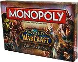 world warcraft monopoly - Monopoly: World of Warcraft Edition
