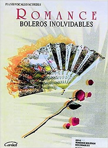 Romance - Boleros Inolvidable (Antologia): Amazon.es: Aa.Vv ...