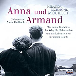Anna und Armand Hörbuch