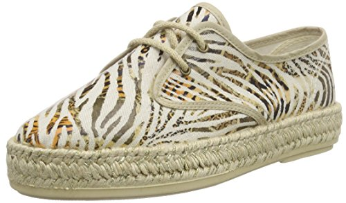 I love candies ILC Damen Espadrille Beige (Beige Multi 499)