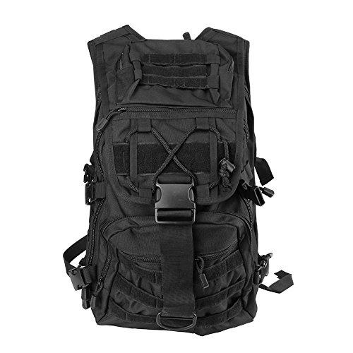 68cd0548ec285 broadroot Wasserdicht Outdoor Bag Camping Bergsteigen Reise Rucksack Schule  Computer Tasche schwarz Ig81oU7q