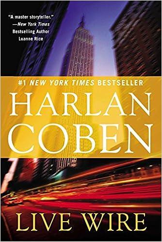 Amazon Fr Live Wire Harlan Coben Livres