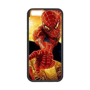 DIY Stylish Printing Spider Man Cover Custom Case For iPhone 6 Plus 5.5 Inch V6Q863015