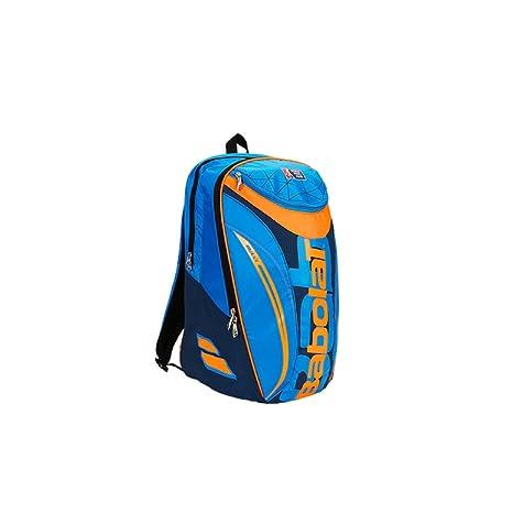 Babolat BP Maxi Club WPT Mochila, Unisex Adulto, Naranja (Azul), U ...