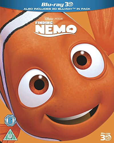 Finding Nemo [Blu-ray 3D] [Region Free] (Limited Edition)