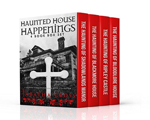 ings (4 Book Box Set) (Haunted Cross)