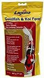 Laguna Goldfish and Koi Floating Food, Medium Pellet – 2.2 Pounds