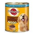 Pedigree | Adult mit Lamm, Gemüse & Nudeln in Sauce | 12 x 800 g