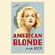 American Blonde: Velva Jean, Book 4   Jennifer Niven
