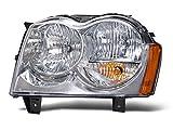 jeep cherokee headlight harness - Jeep Grand Cherokee Headlight OE Style Replacement Headlamp Driver Side New