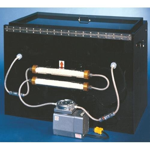 Anesthesia Chamber, Lg 13.5L by Plas-Labs