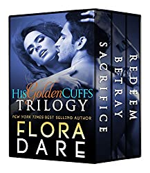 His Golden Cuffs: The Complete Trilogy (English Edition)