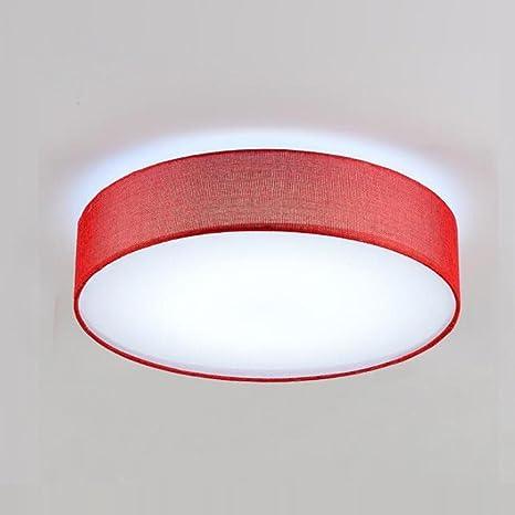 LED Redondo Paño Lámpara de techo Moderno Minimalista ...