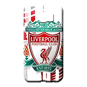 samsung galaxy s6 edge Strong Protect Hot Style colorful cell phone shells beloved fc of england liverpool