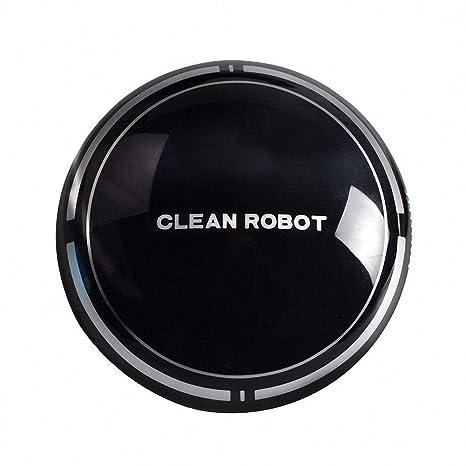 XSH Aspirador Robot Aspirador - 40-60 Minutos Tiempo De ...