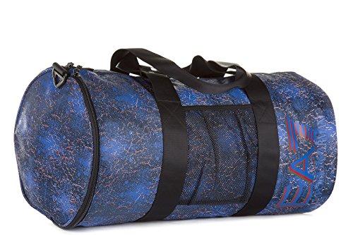Emporio Armani EA7 borsa borsone tracolla fitness uomo palestra train visibility