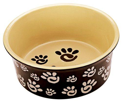 Paw Print Design Stoneware (Ethical 5-Inch Dog Designer Paw)