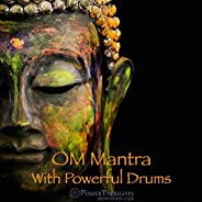 Activate Qi Flow With OM Mantra & Powerful Drums ➤ Solfeggio 852 &