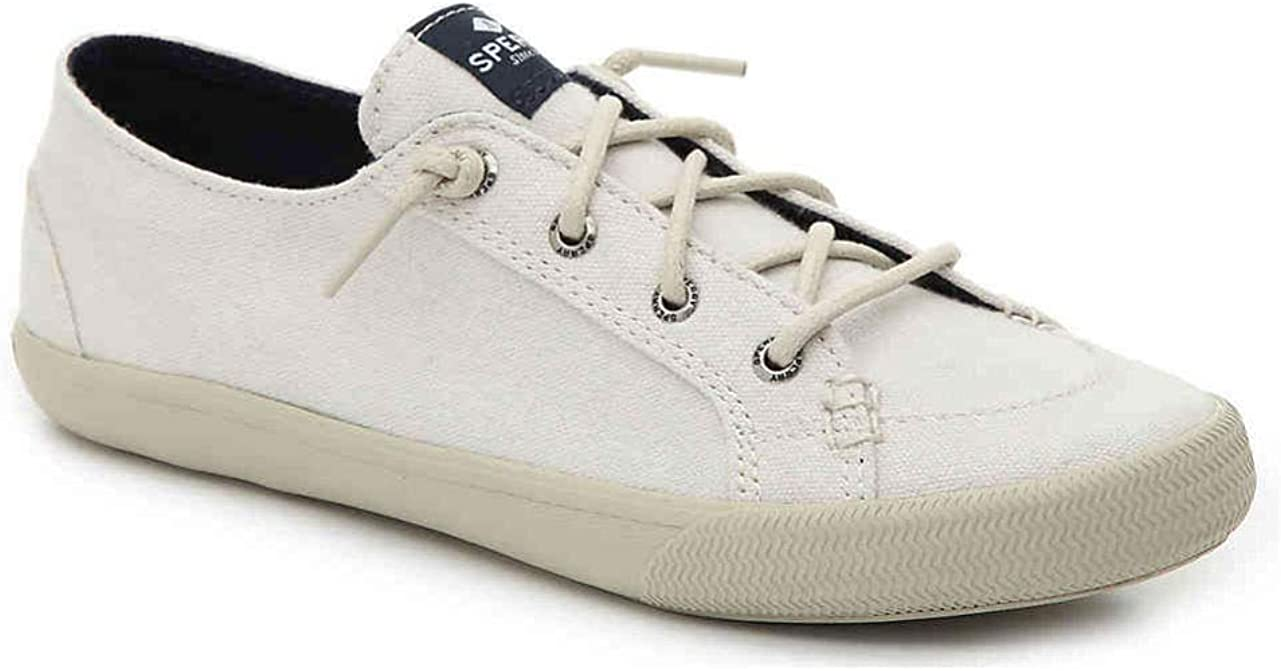 Sperry Lounge LTT Brushed Canvas Womens