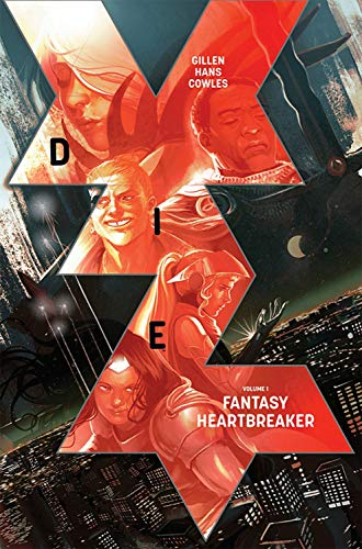Pdf Graphic Novels Die Volume 1: Fantasy Heartbreaker