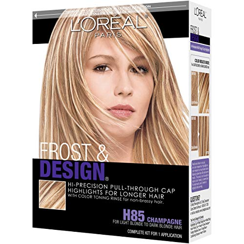 Loréal Paris Frost And Design Cap Hair Highlights For Long Import