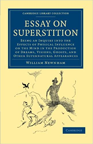 Essay On Superstition Being An Inquiry Into The Effects Of Physical  Essay On Superstition Being An Inquiry Into The Effects Of Physical  Influence On The Mind In The Production Of Dreams Visions Ghosts And  Other  No Plagiarised Assignments Done For Me also Business Plan Writers North Carolina  Reviews On Custom Writing