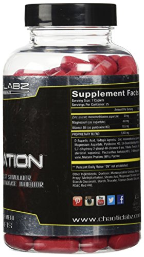 Annihilation, Extreme Bioavailability Test Stimulator 180 count
