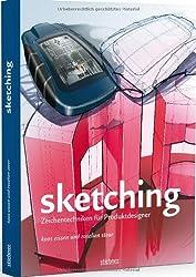 Sketching: Zeichentechniken für Produktdesigner von Eissen, Koos (2010) Gebundene Ausgabe