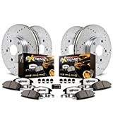 Power Stop K2164-36 Z36 Severe-Duty Truck And Tow 1-Click Brake Kit