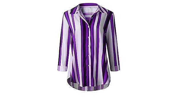 Camisa De Mujer Corbata Cuello Festiva Ropa Lazo De Blusa De ...